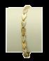 Bransoleta złota BZ 08