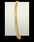 Bransoleta złota BZM 06