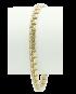 Bransoleta złota BZ 17