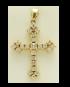 Krzyżyk złoty ZK 19