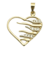 Zawieszka serce ZS 19